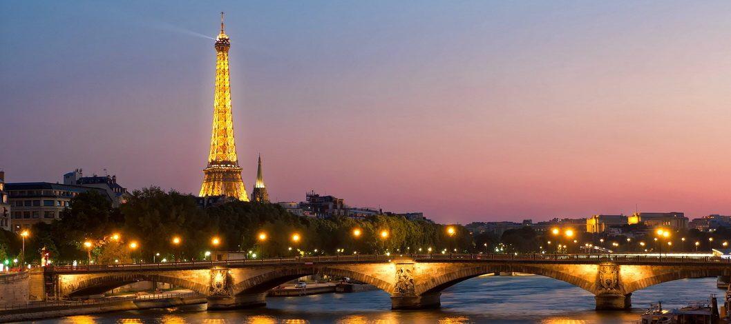 เที่ยวฝรั่งเศส ปารีส 8วัน(การบินไทย) 47,900.-