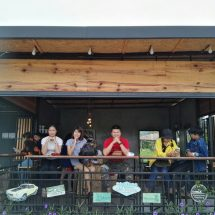 ทุ่งเคียงดอย@เชียงราย ร้านกาแฟกลางทุ่งนาน่าไป๊น่าไป
