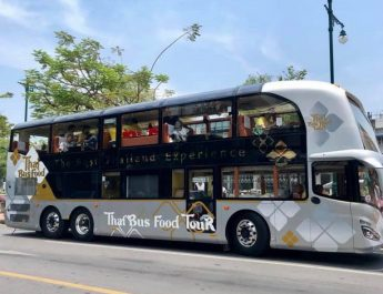 """Thai Bus Food Tour"" จะพาคุณชิมอาหารไทย ระดับพรีเมีย Michelin  ชมวิวกรุงเทพ 1 เดียวในประเทศไทย"